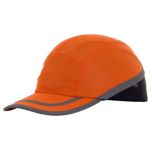 Orange Safety Baseball Bump