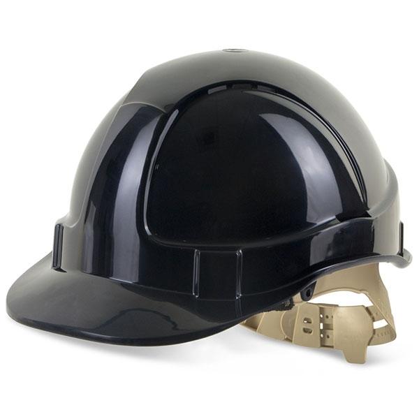 black helmet BBVSH
