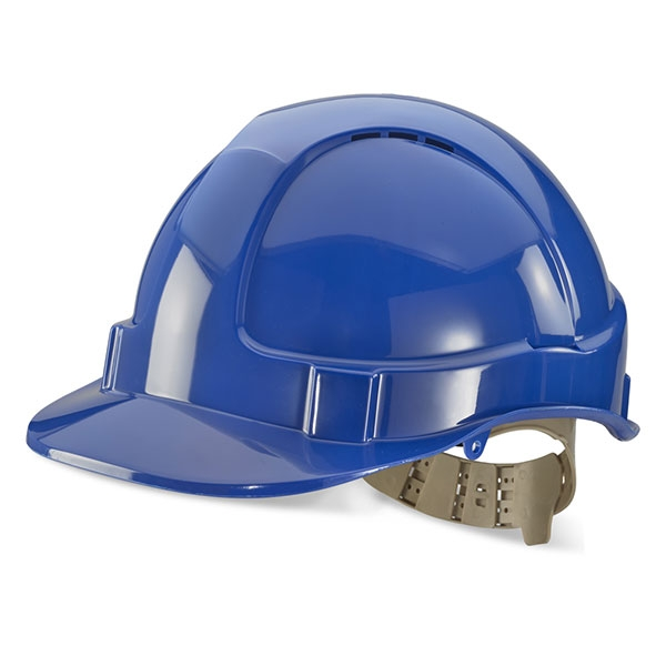 blue helmet BBVSH